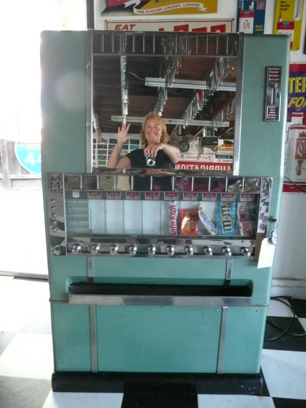 vending machine license
